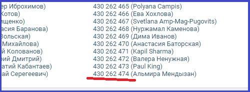 сколько пользователей ВКонтакте?