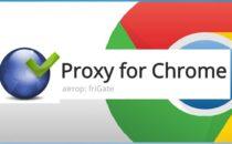 Прокси расширение для Google Chrome
