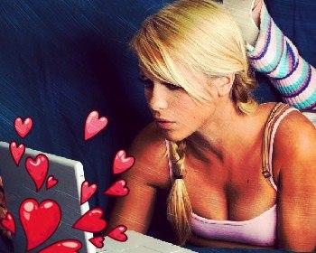 как общаться с девушкой вконтакте