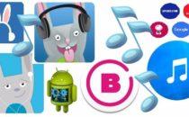 Топ-5 приложений музыка с ВК на Android Телефон