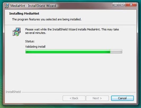 InstallShield in Windows